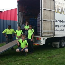 Werribee Hoppers Crossing Removals & Storage removalist team