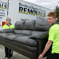 furniture removalist Hoppers Crossing